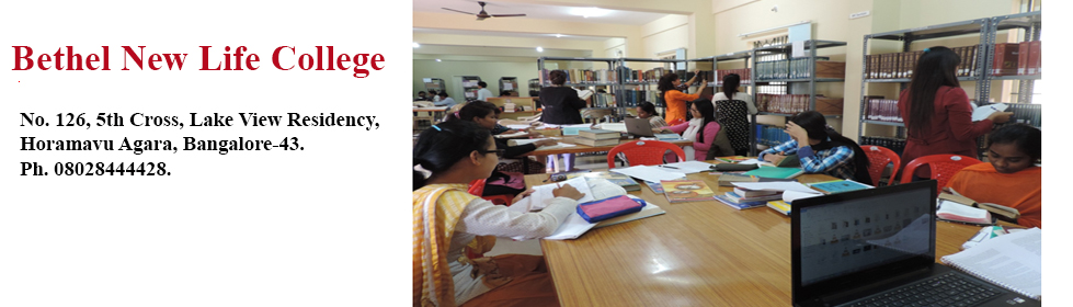 Joint Library Committe (JLC), Bengaluru